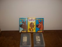 5 Scooby Doo VHS Movies in Fort Campbell, Kentucky