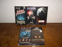5 VHS Movies in Fort Campbell, Kentucky