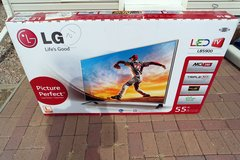 "55 "" NEW LG LB5900 LED TV 240HZ SUPER FAST in Fort Carson, Colorado"