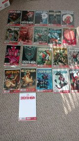 Spiderman marvel now plus many others as well in Fort Drum, New York