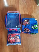 3Pc Disney Cars Overnight Pack in Naperville, Illinois