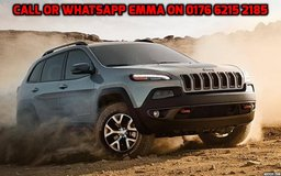 2018 Jeep Cherokee Trailhawk 4x4 in Spangdahlem, Germany
