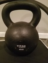Kettlebell in Fort Campbell, Kentucky