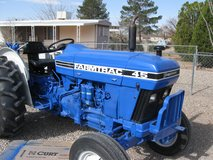 2002 Farmtrac 45 Diesel with 750 Hrs. in Alamogordo, New Mexico