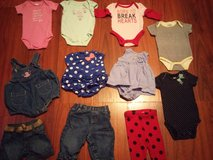 baby girl clothing lot in Kingwood, Texas