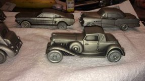 Vintage Ford Diecast Coin Banks in Aurora, Illinois