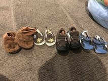 Lot of baby shoes in Kingwood, Texas