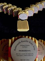All natural homemade Buttermilk Bastille Baby Soap in Alamogordo, New Mexico