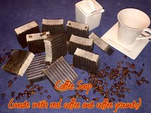 All natural homemade Coffee Soap in Alamogordo, New Mexico