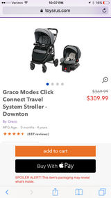 Car seat with stroller set in Fort Campbell, Kentucky