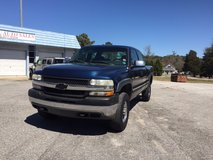 2002 Chevy Silverado 2500 HD 4x4 in Camp Lejeune, North Carolina