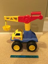 Tonka truck - plastic with movable parts in Bolingbrook, Illinois