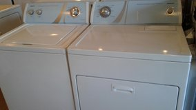 Name brand washer and dryer sets starting @ in Cleveland, Texas