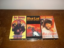 3 VHS Movies in Fort Campbell, Kentucky