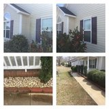 Pressure washing done right in Camp Lejeune, North Carolina