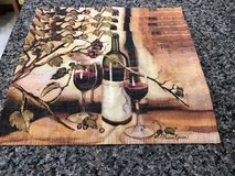 Wine Theme Place Settings in St. Charles, Illinois