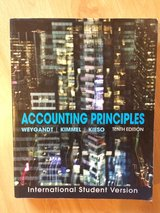 UMUC Accounting Principles in Ramstein, Germany