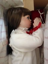 A Christmas Prayer Porcelain Collector Doll in Naperville, Illinois