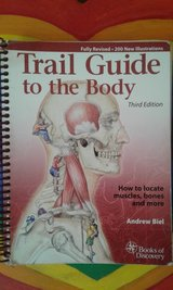 Illustrated Trail Guide to the Body in Alamogordo, New Mexico
