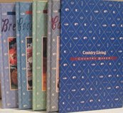 Vintage 1993 Boxed Set of Four Country Baker Cook Books by Country Living Hardcover in Plainfield, Illinois