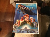 Atlantis The Lost Empire DVD in Plainfield, Illinois