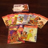 Scooby Doo phonics and two extra books in Spangdahlem, Germany