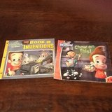 2 Jimmy Neutron books in Spangdahlem, Germany