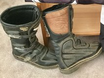 DIRTBIKE BOOTS-youth in Fairfield, California
