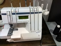 Serger sewing machine in Plainfield, Illinois