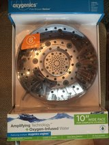 Oxygenics 48267 Vortex 8-Setting Showerhead with Arm in Glendale Heights, Illinois