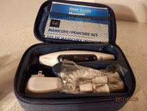 Easy Home Manicure/pedicure set.  Brand New in Aurora, Illinois