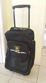army strong  carry on luggage/backpack in Wilmington, North Carolina