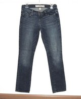 Abercrombie & Fitch ERIN Denim Jeans Womens 4S 4 Skinny in Yorkville, Illinois