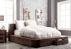 JANEIRO QUEEN BED FRAME ON SALE FREE DELIVERY in Camp Pendleton, California