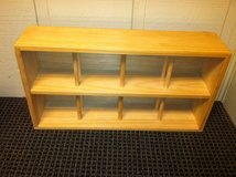 WOOD DISPLAY BOXES (2) in Glendale Heights, Illinois