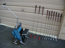 Ladies Golf Cart - Clubs -  Bag Outfit in Cherry Point, North Carolina
