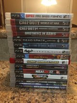 PS3 games in Moody AFB, Georgia