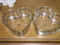 """glass bowls 6 x 5-1/2 x 2-1/4""""H in Lockport, Illinois"""