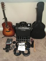 Amp / Guitar / Many Extras (all for one price) or individual items in Camp Lejeune, North Carolina