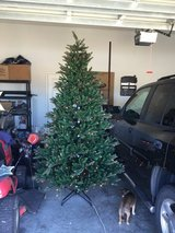 7 1/2' Prelit Tree in Camp Lejeune, North Carolina