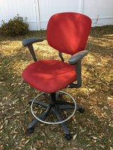 Adjustable Drafting Chair in Beaufort, South Carolina