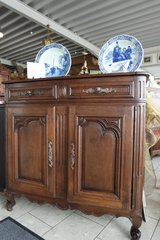 gorgeous rustic Louis XV style buffet in Spangdahlem, Germany