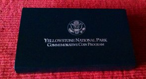 1999P Yellowstone National Park Silver Dollar Set in Fort Leonard Wood, Missouri