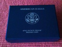 2010W American Eagle Proof Silver Dollar in Fort Leonard Wood, Missouri