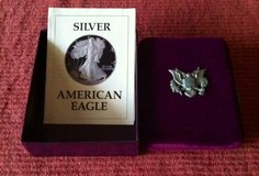 1987S American Eagle Proof Silver Dollar in Fort Leonard Wood, Missouri