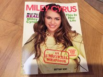 Miley Cyrus big book in Glendale Heights, Illinois
