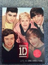 Dare to dream Life as One Direction big book in Glendale Heights, Illinois