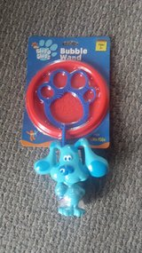 New!  Blues Clues Bubble Maker Wand in Lockport, Illinois