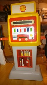 Gasstation with Tools in Ramstein, Germany