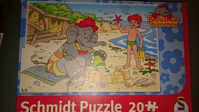 Puzzle in Ramstein, Germany